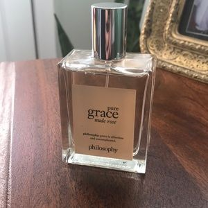 Pure Grace Nude Rose. Only sampled!
